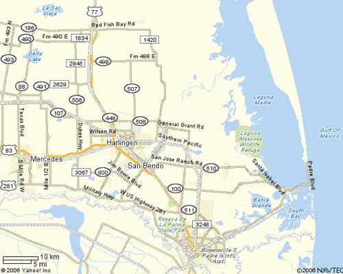 Complete Map Of Texas.South Padre Island Deep Sea Sport Fishing Directions