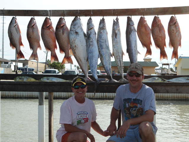 Kingfish - South Padre Sportfishing