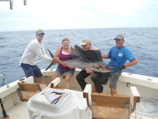 Texas Sail Fish